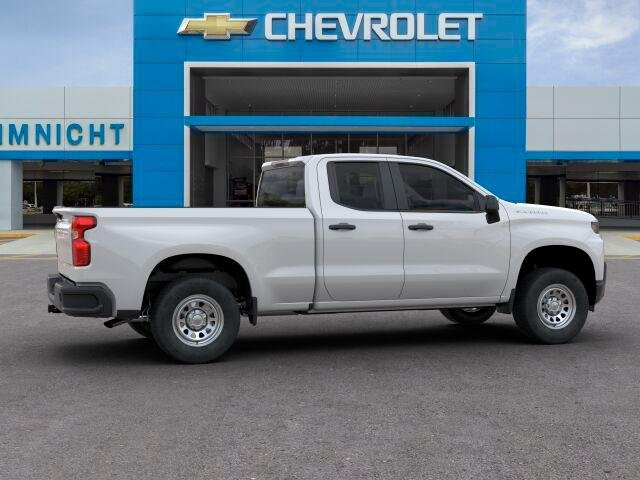 2019 Silverado 1500 Double Cab 4x2,  Pickup #19C1147 - photo 5