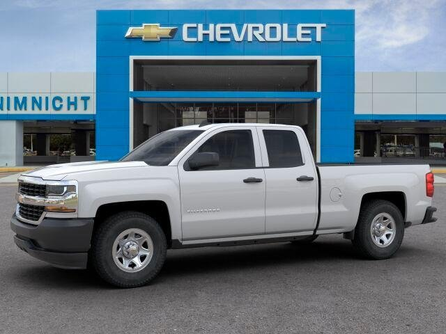 2019 Silverado 1500 Double Cab 4x2,  Pickup #19C1154 - photo 3