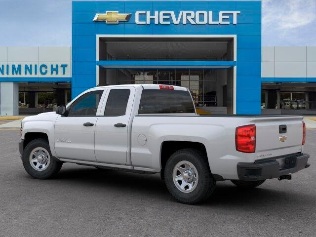 2019 Silverado 1500 Double Cab 4x2,  Pickup #19C1154 - photo 4