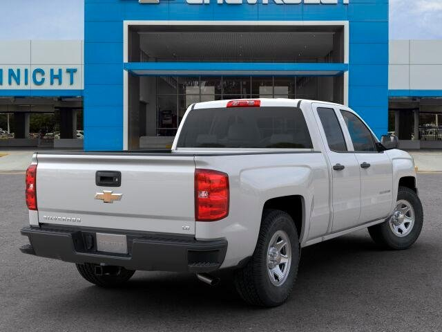 2019 Silverado 1500 Double Cab 4x2,  Pickup #19C1154 - photo 2