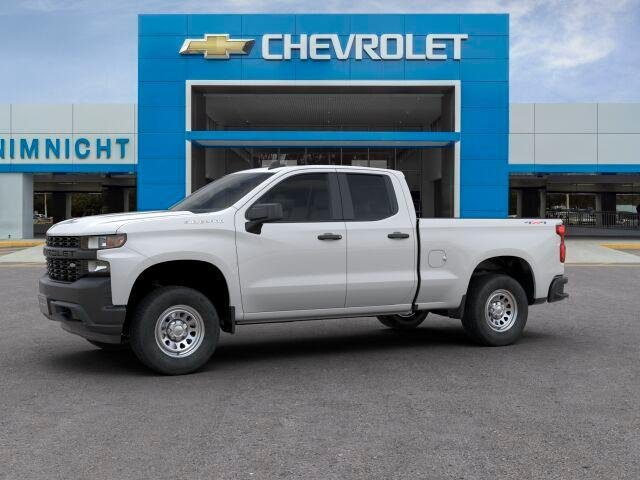 2019 Silverado 1500 Double Cab 4x4,  Pickup #19C1162 - photo 3