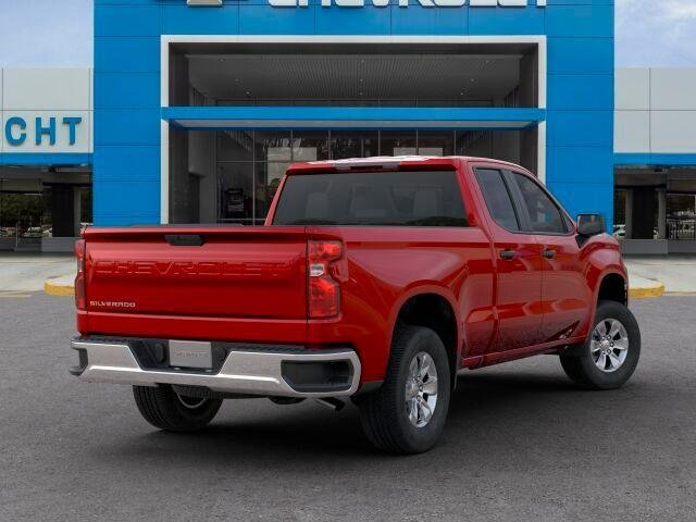2019 Silverado 1500 Double Cab 4x2,  Pickup #19C1168 - photo 1