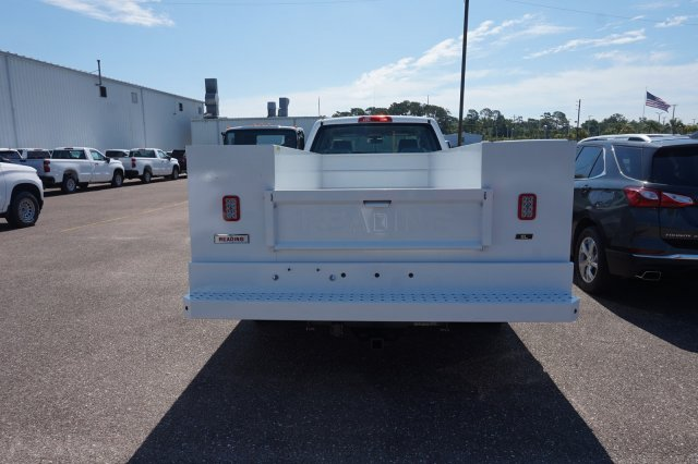 2019 Silverado 3500 Crew Cab DRW 4x4,  Reading Service Body #19C1170 - photo 1