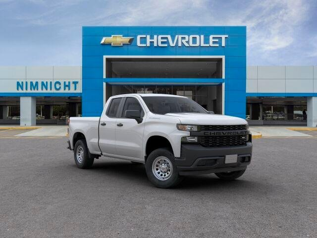 2019 Silverado 1500 Double Cab 4x2,  Pickup #19C1195 - photo 1