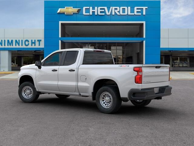 2019 Silverado 1500 Double Cab 4x4,  Pickup #19C1202 - photo 4