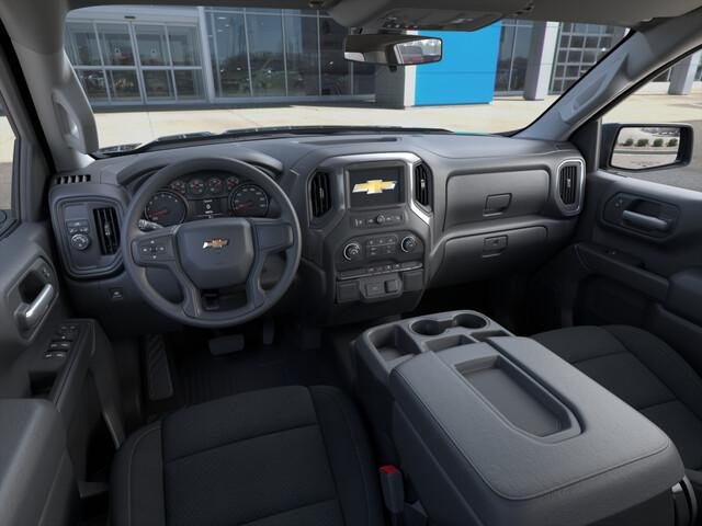 2019 Silverado 1500 Crew Cab 4x2,  Pickup #19C1233 - photo 10