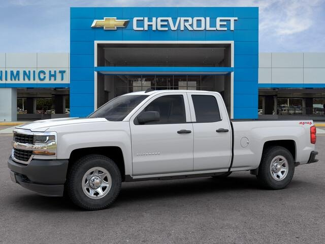 2019 Silverado 1500 Double Cab 4x4,  Pickup #19C1236 - photo 3