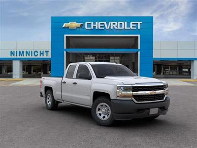 2019 Silverado 1500 Double Cab 4x4,  Pickup #19C1236 - photo 1