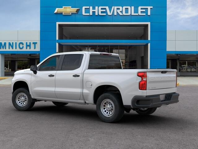 2019 Silverado 1500 Crew Cab 4x2,  Pickup #19C1239 - photo 4