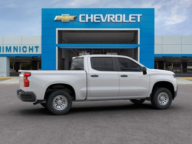 2019 Silverado 1500 Crew Cab 4x2,  Pickup #19C1239 - photo 5