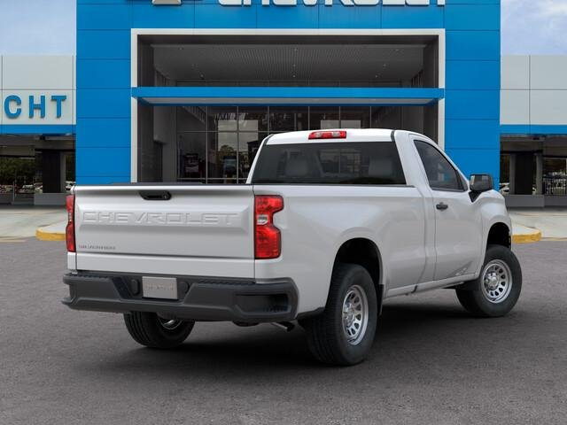 2019 Silverado 1500 Regular Cab 4x2,  Pickup #19C1252 - photo 2