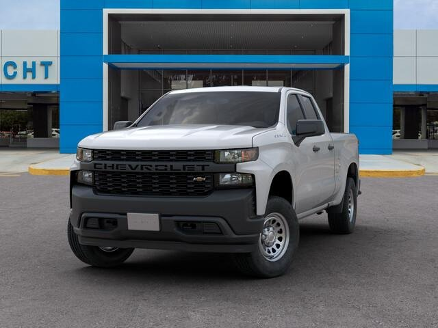 2019 Silverado 1500 Double Cab 4x4, Pickup #19C1270 - photo 6