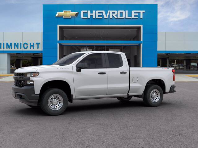 2019 Chevrolet Silverado 1500 Double Cab 4x4, Pickup #19C1272 - photo 3