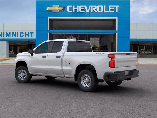 2019 Chevrolet Silverado 1500 Double Cab 4x4, Pickup #19C1272 - photo 4
