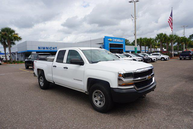2019 Silverado 1500 Double Cab 4x4,  Pickup #19C1276 - photo 1