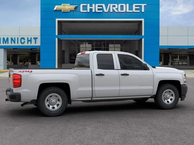 2019 Silverado 1500 Double Cab 4x4,  Pickup #19C1276 - photo 5