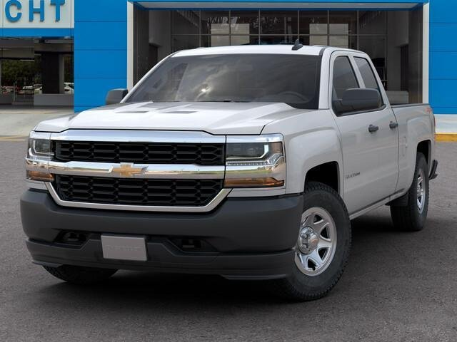 2019 Silverado 1500 Double Cab 4x4,  Pickup #19C1276 - photo 6