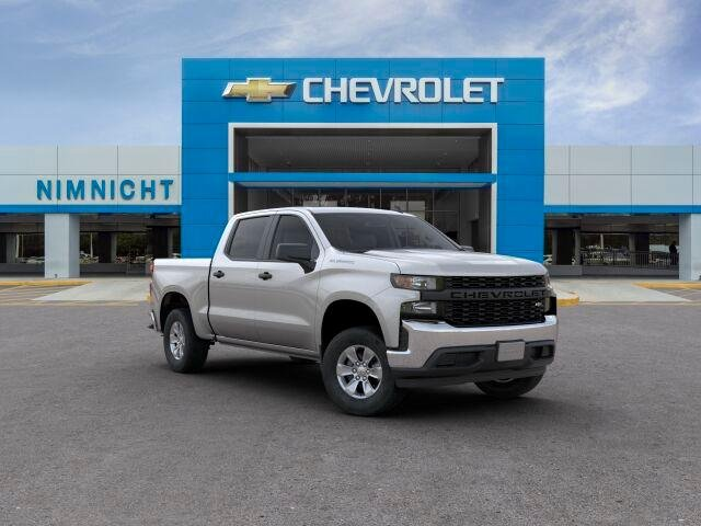 2019 Silverado 1500 Crew Cab 4x2,  Pickup #19C1281 - photo 1