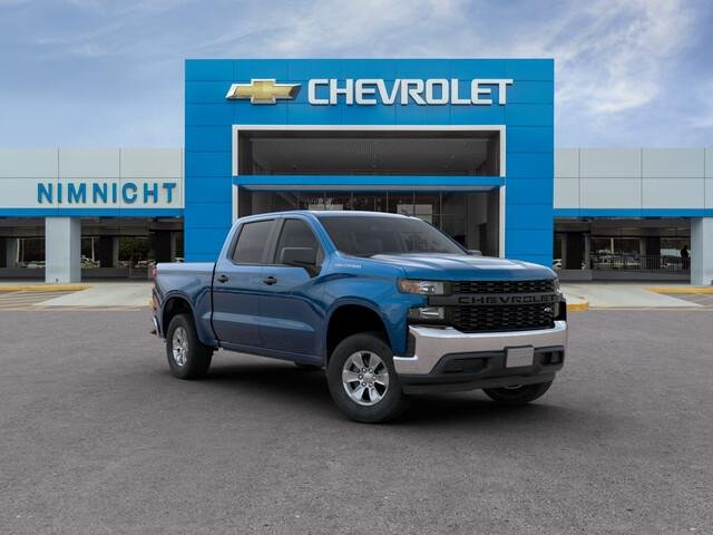 2019 Silverado 1500 Crew Cab 4x2,  Pickup #19C1311 - photo 1