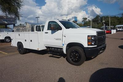 2019 Silverado 5500 Regular Cab DRW 4x2, Reading SL Service Body #19C1319 - photo 1