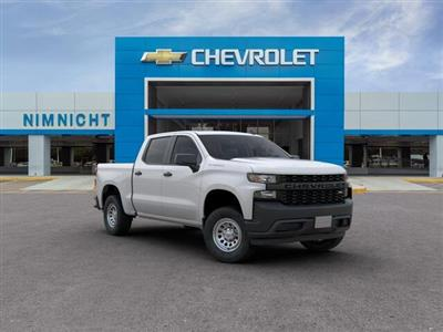2019 Silverado 1500 Crew Cab 4x2,  Pickup #19C1323 - photo 1