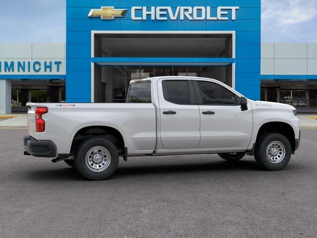 2019 Silverado 1500 Double Cab 4x4,  Pickup #19C1327 - photo 5