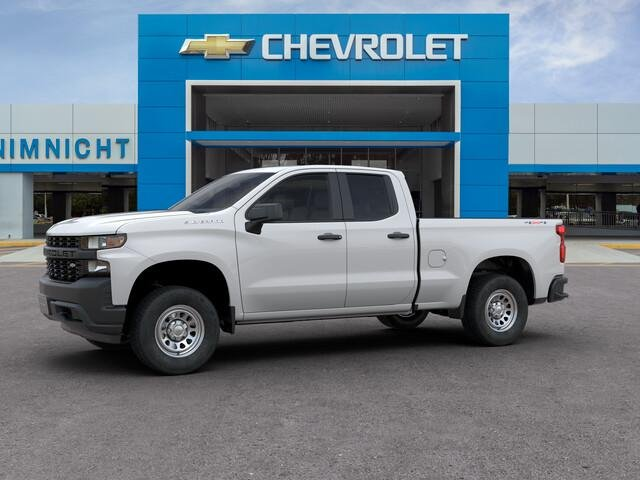 2019 Silverado 1500 Double Cab 4x4,  Pickup #19C1330 - photo 3