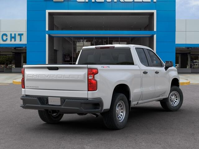 2019 Silverado 1500 Double Cab 4x4,  Pickup #19C1330 - photo 1