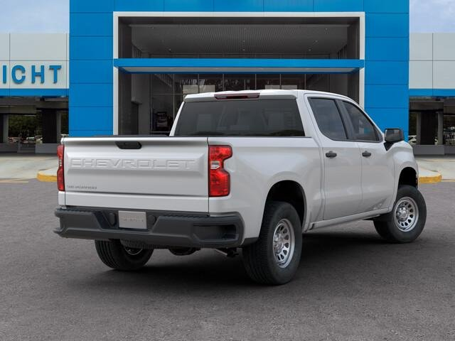 2019 Silverado 1500 Crew Cab 4x2,  Pickup #19C1334 - photo 1