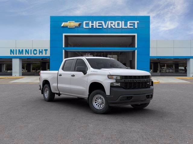 2019 Silverado 1500 Crew Cab 4x4,  Pickup #19C1362 - photo 1