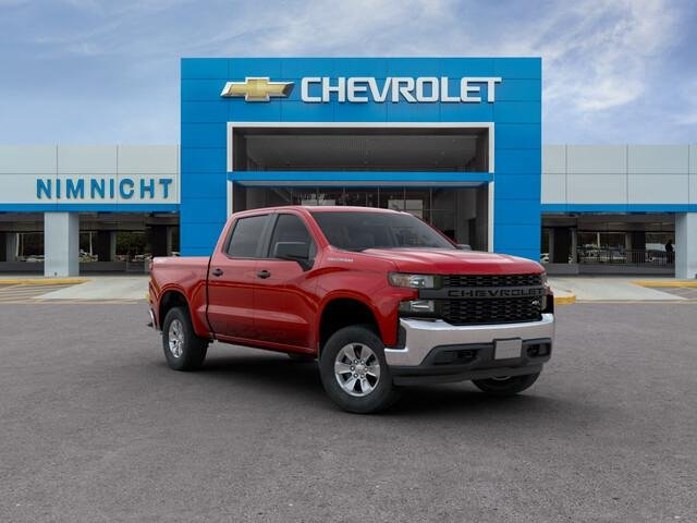 2019 Silverado 1500 Crew Cab 4x4,  Pickup #19C1369 - photo 1