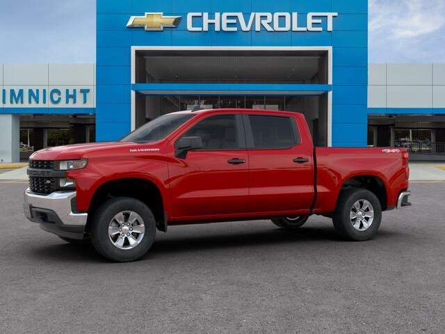 2019 Silverado 1500 Crew Cab 4x4,  Pickup #19C1369 - photo 3