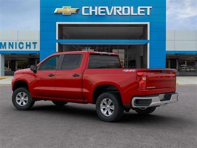 2019 Silverado 1500 Crew Cab 4x4,  Pickup #19C1369 - photo 4