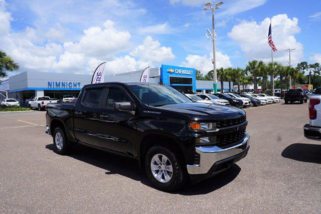 2019 Silverado 1500 Crew Cab 4x4,  Pickup #19C1376 - photo 1