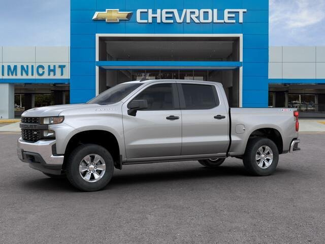 2019 Silverado 1500 Crew Cab 4x4,  Pickup #19C1391 - photo 3