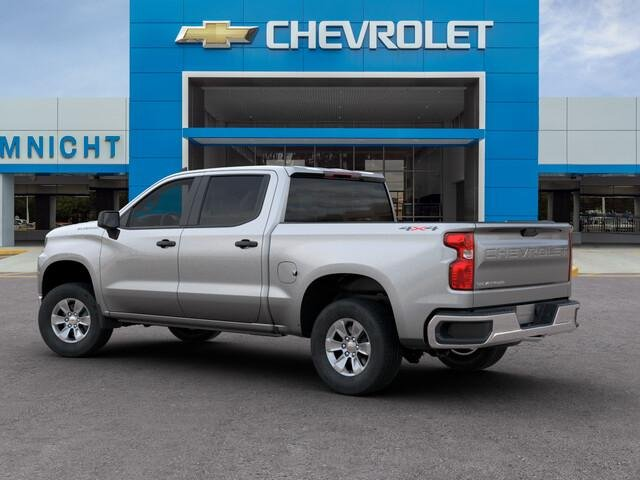 2019 Silverado 1500 Crew Cab 4x4,  Pickup #19C1391 - photo 4