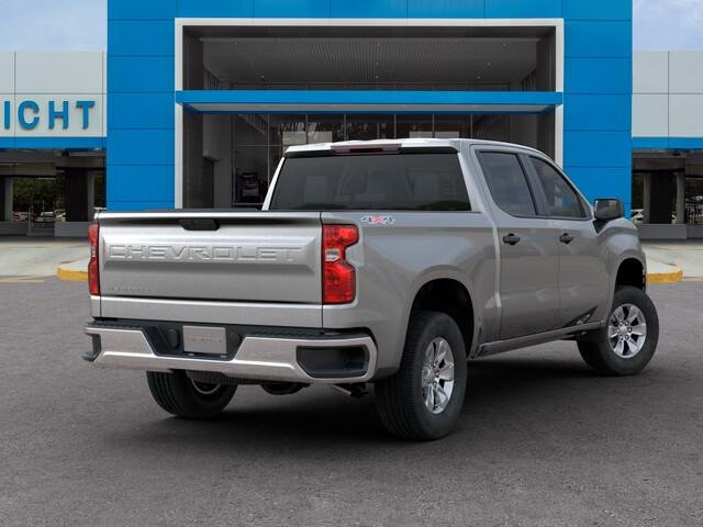 2019 Silverado 1500 Crew Cab 4x4,  Pickup #19C1391 - photo 2