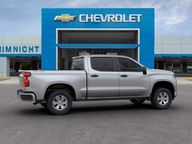2019 Silverado 1500 Crew Cab 4x4,  Pickup #19C1391 - photo 5