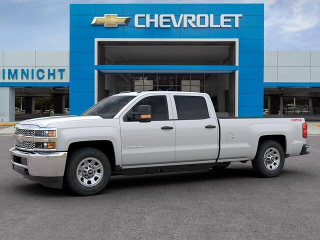 2019 Silverado 3500 Crew Cab 4x4,  Pickup #19C1417 - photo 3