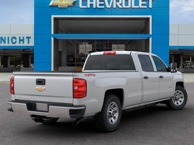 2019 Silverado 3500 Crew Cab 4x4,  Pickup #19C1417 - photo 2
