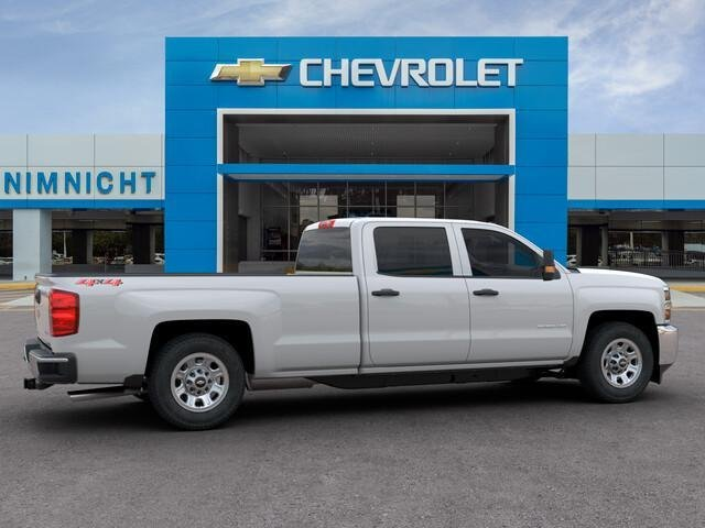 2019 Silverado 3500 Crew Cab 4x4,  Pickup #19C1417 - photo 5
