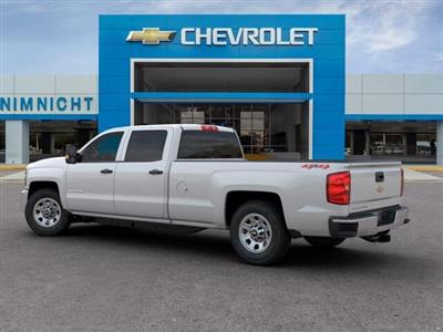 2019 Silverado 3500 Crew Cab 4x4,  Pickup #19C1417 - photo 4