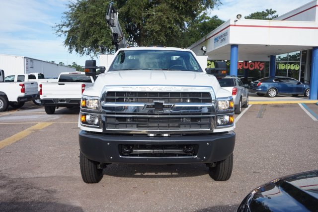 2019 Silverado Medium Duty Regular Cab DRW 4x4,  Reading Master Mechanic HD Crane Mechanics Body #19C1419 - photo 3