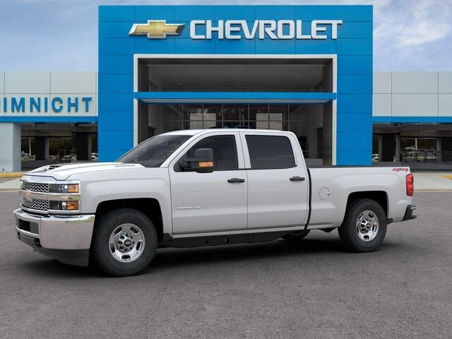 2019 Silverado 2500 Crew Cab 4x4,  Pickup #19C1428 - photo 3