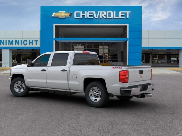 2019 Silverado 2500 Crew Cab 4x4,  Pickup #19C1428 - photo 4