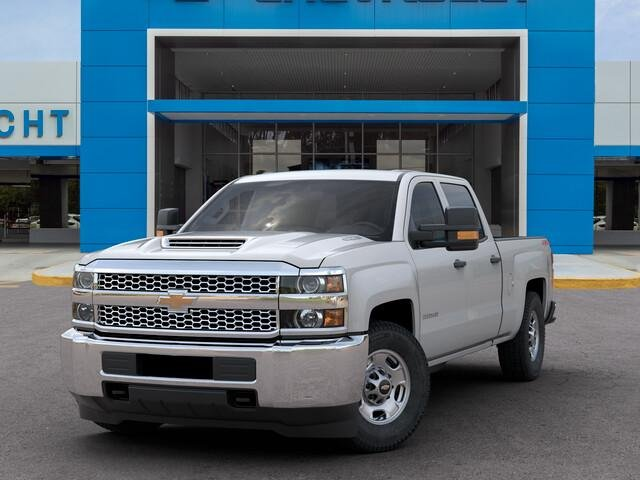 2019 Silverado 2500 Crew Cab 4x4,  Pickup #19C1428 - photo 6
