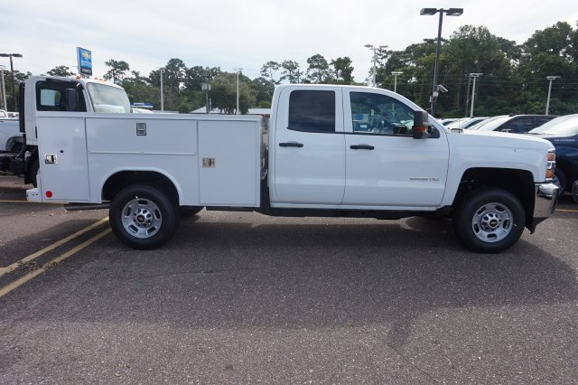 2019 Silverado 2500 Double Cab 4x2,  Monroe MSS II Service Body #19C1432 - photo 2