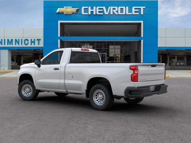 2019 Silverado 1500 Regular Cab 4x2, Pickup #19C1440 - photo 4