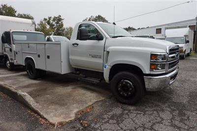 2019 Silverado Medium Duty Regular Cab DRW 4x2, Service Body #19C1447 - photo 1