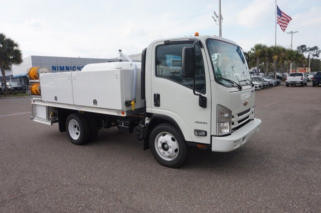 2019 Chevrolet LCF 4500 Regular Cab RWD, Real Fleet Solutions Other/Specialty #19C1489 - photo 1